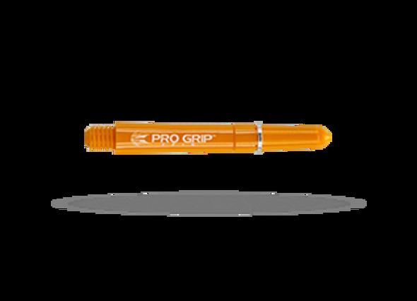 Target Pro Grip Spinning Polycarbonate - Orange Intermediate, 110834