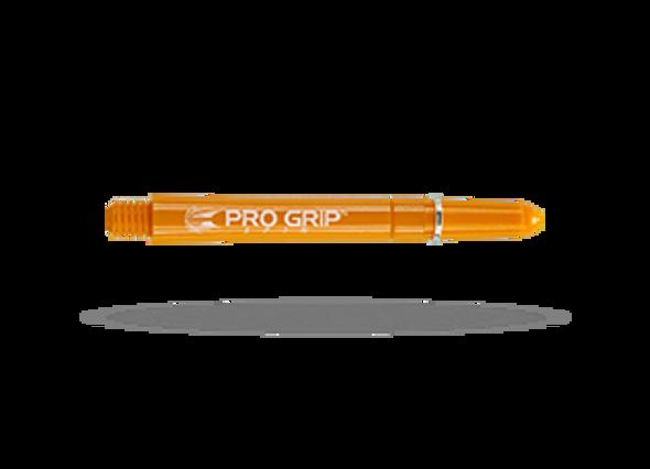 Target Pro Grip Spinning Polycarbonate - Orange Medium, 110833