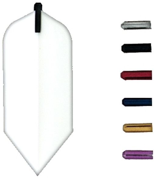 Aluminum flight protectors in different colors