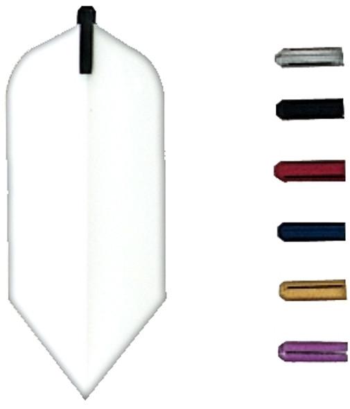 Aluminum flight protectors in different colors