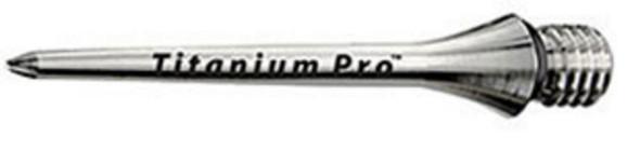 Target Titanium 2ba 30mm Conversion Points - Silver - 109890