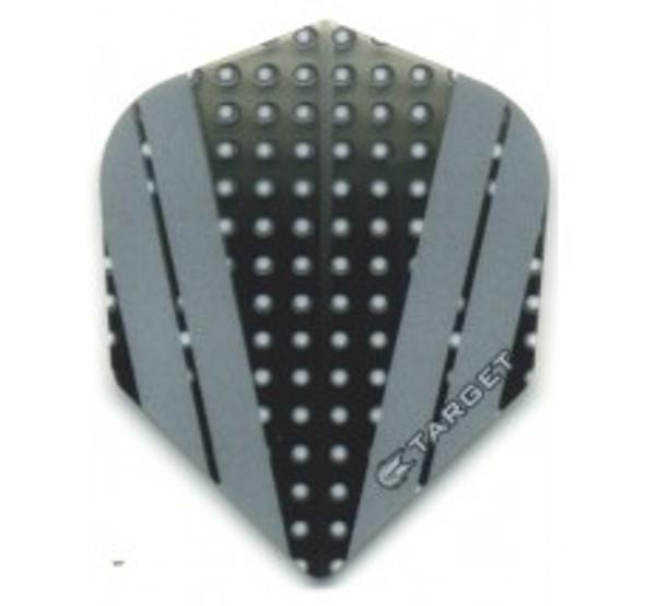 Target Vision Precision Silver Dart Flights - Shape