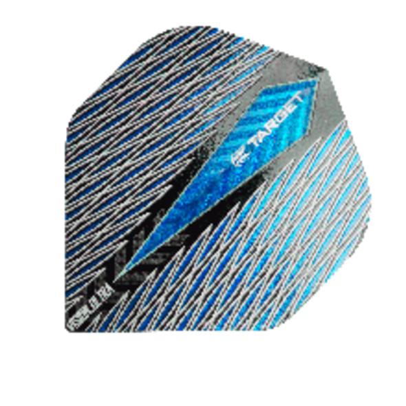 Target Vision Ultra Quartz Blue Standard Dart Flights, 331670, NO2, No2, NO 2, No 2