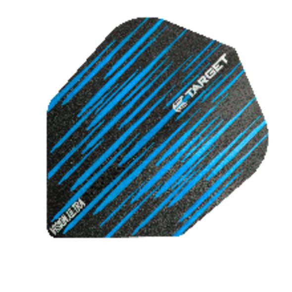 Target Vision Ultra Spectrum Blue Small Standard Dart Flights, 332150, NO6, No6, NO 6, No 6, Shape
