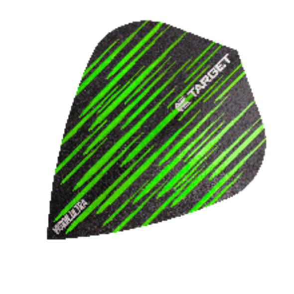 Target Vision Ultra Spectrum Green Kite Dart Flights, 332230