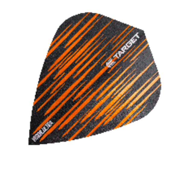 Target Vision Ultra Spectrum Orange Kite Dart Flights, 332260