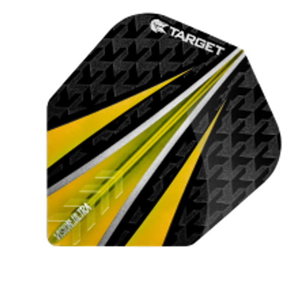 Target Vision Ultra Three Fin - Yellow Shape