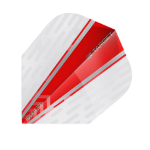 Target Vision Ultra White Wing NO6 - Red