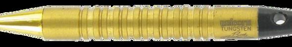 Unicorn Bob Anderson Golden World Champion 2ba Soft Tip - 19g, 3052, 90% Tungsten, Titanium Gold Coating, Aluminum Shafts, shell case