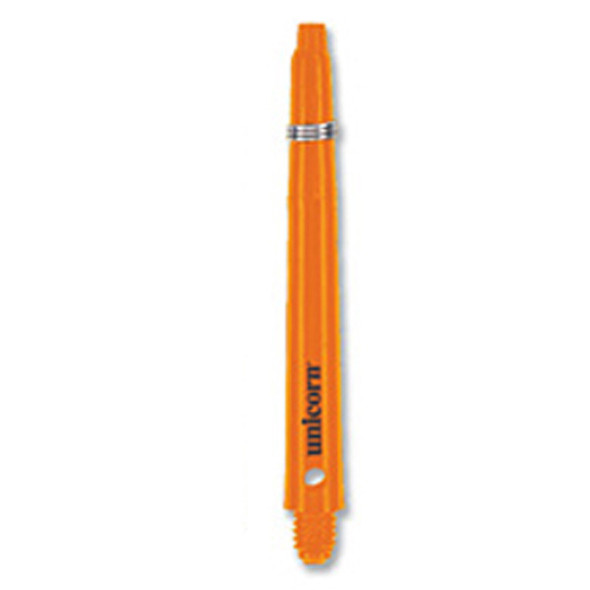 Unicorn Gripper 2 Nylon Plastic Shafts - Orange Ultra Short