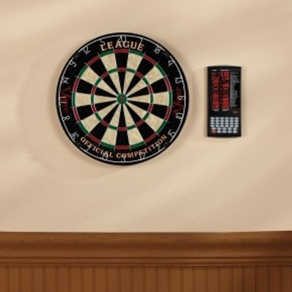 Viper ProScore Digital Dart Scorer - Red Back Lit LED