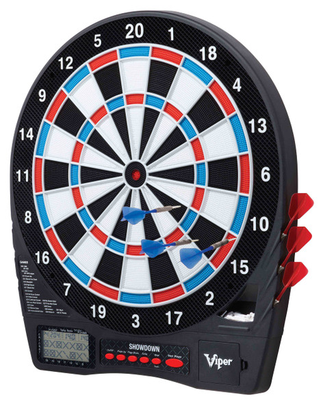 Viper Showdown Electronic Dart Board 42-1002