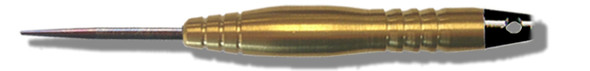 Voks Nobu Gold EL-C Changeable Steel Tip Darts - 19g