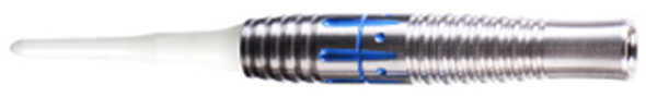 ONE80 Jetstream Tornado 2ba Soft Tip Darts - 16g, Blue Coating