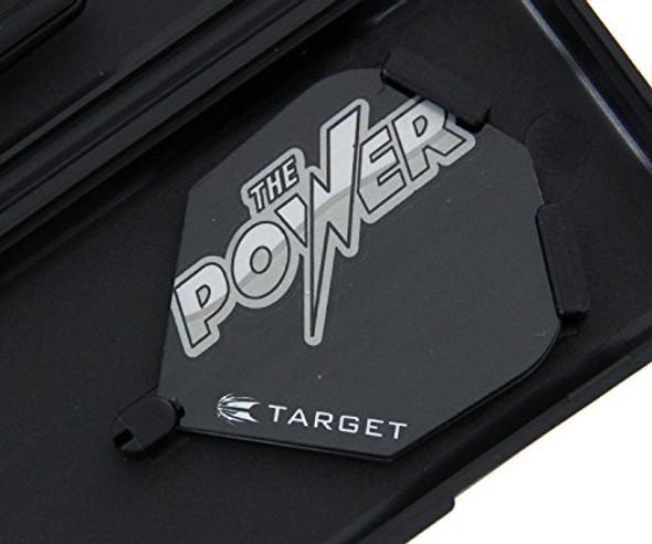 Target Phil Taylor Power Flare Steel Tip Darts - 23g