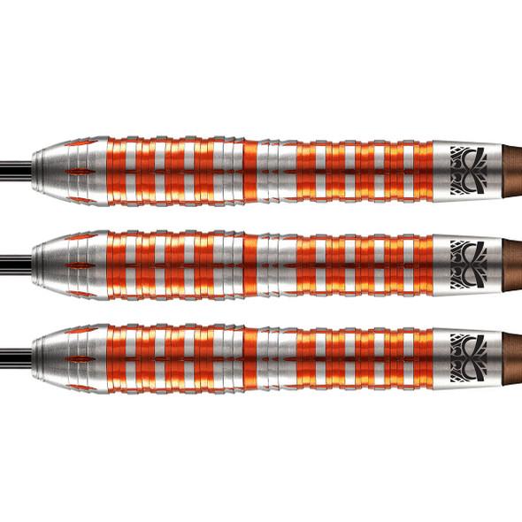 Shot Totem  3 Series Steel Tip Darts - 25g