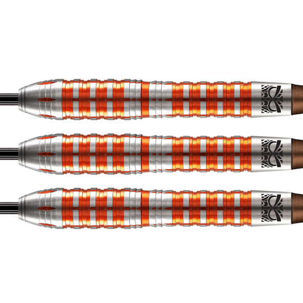 Shot Totem  3 Series Steel Tip Darts - 27g