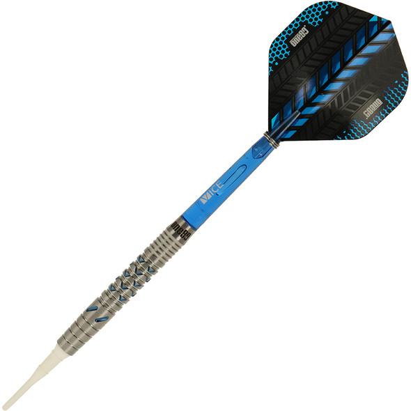 ONE80 Soft E Dart Pfeile Softdarts VHD Darts Night Hunter Velocity 18 gr 7495