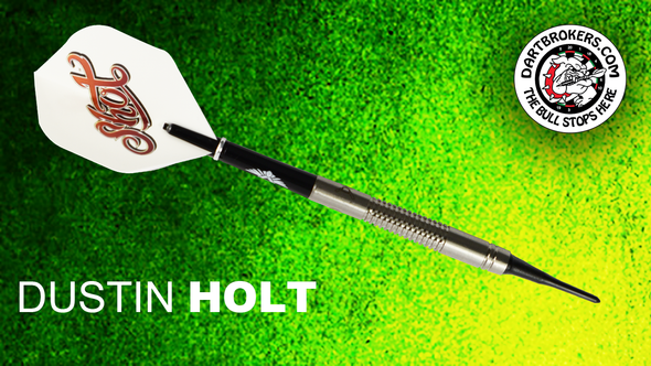 Dustin Holt Signature Soft Tip Darts by Shot