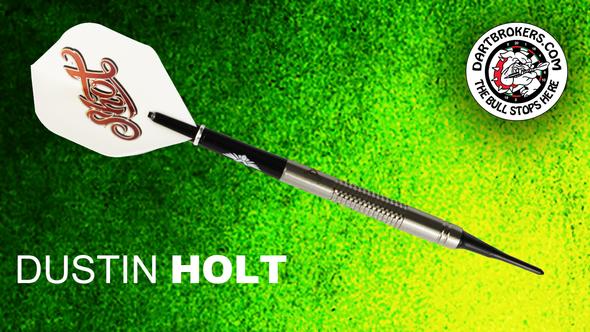 Dustin Holt Signature Soft Tip Darts by Shot