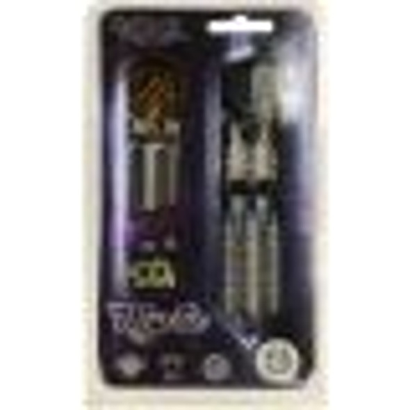 Shot Mystic Steel Tip Darts - Blue  25gm