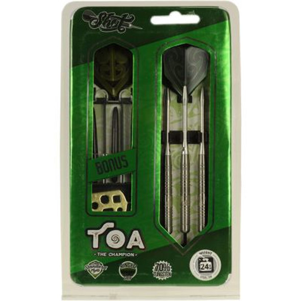 TOA Steel Tip Darts - 22gm  Steel Tip Darts
