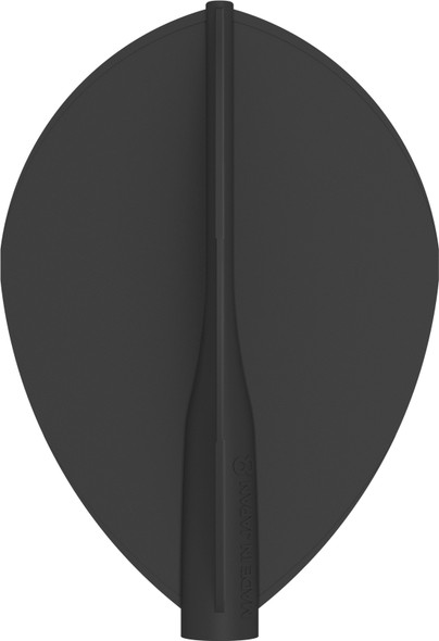 Target 8 Flight Black Teardrop