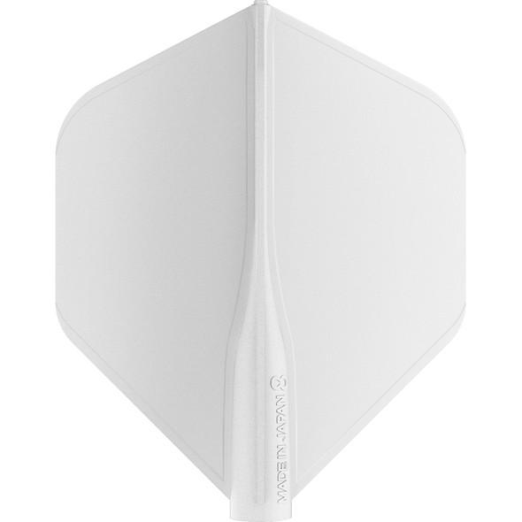 Target 8 Flight White Standard