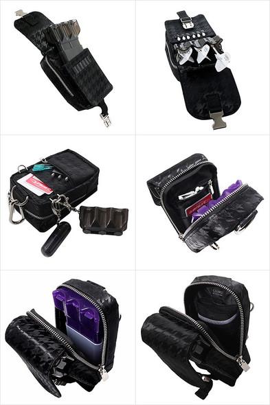 Cameo Extra 2 Dart Case - Black