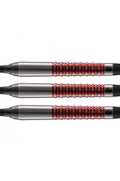 Shot Pro Series Joe Chaney Steel Tip Darts - 23gm