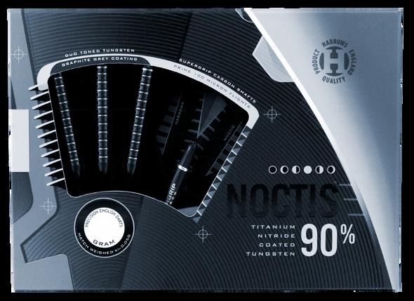 Harrows Noctis B Steel Tip Darts 24g