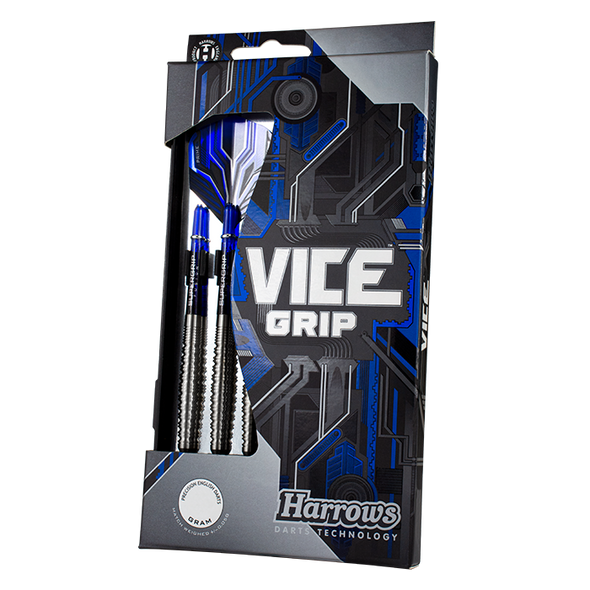 Harrows Vice Steel Tip Darts 25g