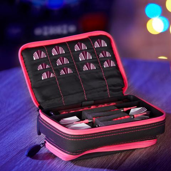 Casemaster Plazma Plus Dart Case Black & Pink