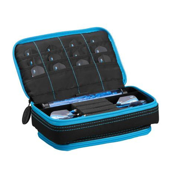 Casemaster Plazma Plus Dart Case Black & Blue