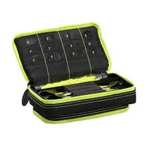 Casemaster Plazma Plus Dart Case Black & Yellow