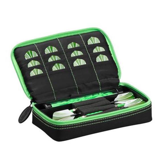 Casemaster Plazma Dart Case Black & Green