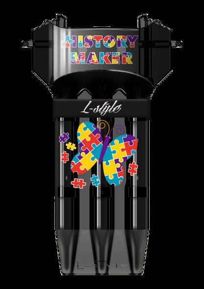 L-Style Krystal ONE Dart Case -Fallon Sherrock The History Maker - Black