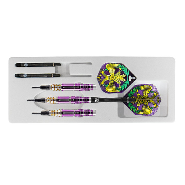 Shot Roman Empire Caesar Soft Tip Dart Set-95% -20gm