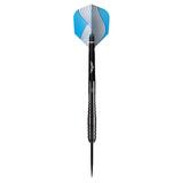 Shot Zen ROSHI - BLACK TI Steel Tip Dart Set-90% - 23gm