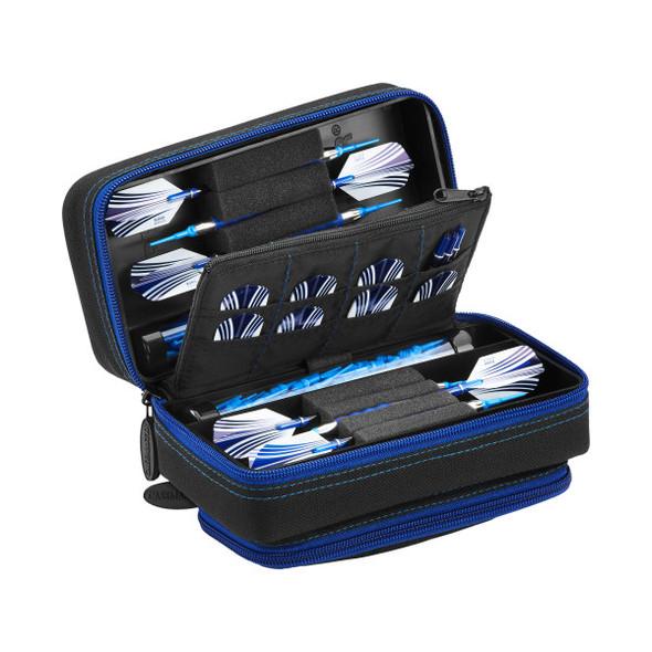 Casemaster Plazma Pro Dart & Phone Case Black & Sapphire