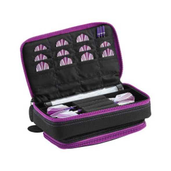 Casemaster Plazma Plus Dart Case Black & Purple