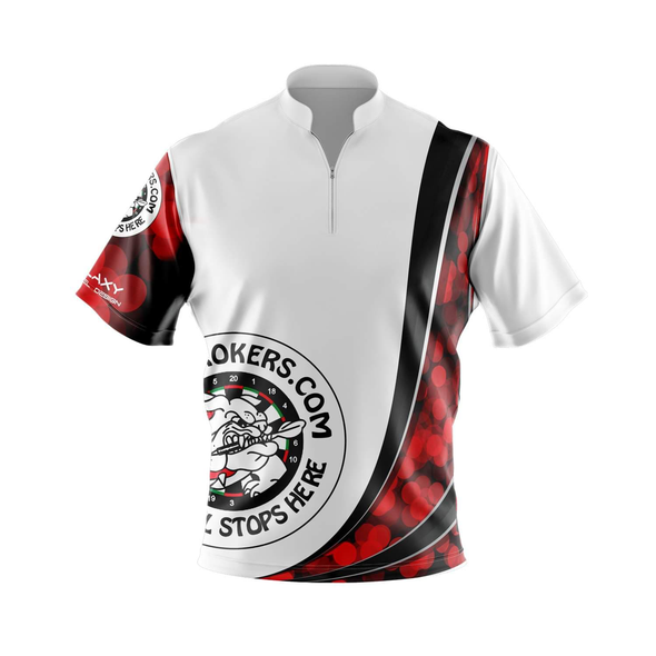 Dart Brokers Jersey White