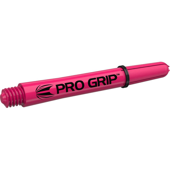 Target Pro Grip Polycarbonate Shafts - Pink Short