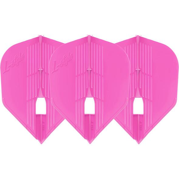L-style KAMI Champagne Flights - Small Standard L3 Pink