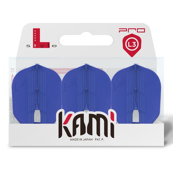 L-style KAMI Champagne Flights - Small Standard Blue