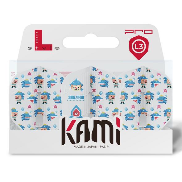 L-Style KAMI L3 Mikuru Suzuki Ver. 4 -Baby Shark/White  Champagne Flights