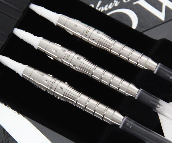 Dynasty A-Flow HERAKLES 2ba Soft Tip Darts - 16.5g