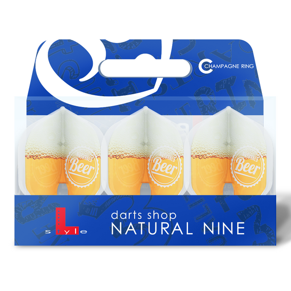L-Style L1 PRO Standard N9 Love Beer White Champagne Flights