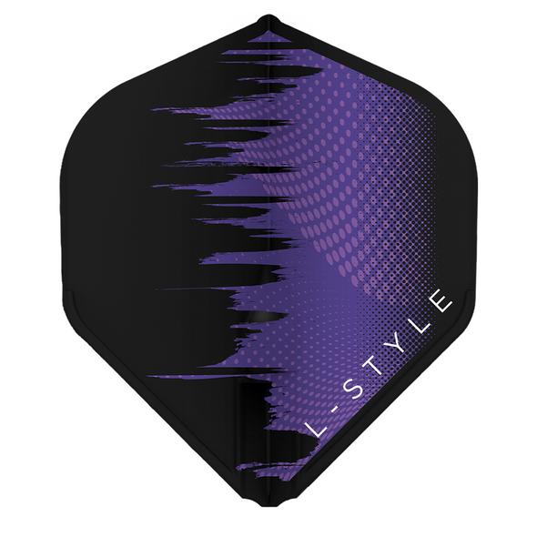 L-Style David Evans L1-EZ Flights Purple