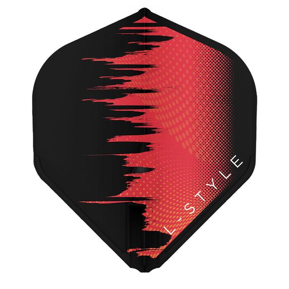 L-Style David Evans L1-EZ Flights Red